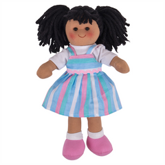 Kira Traditional Rag Doll - 28 cm