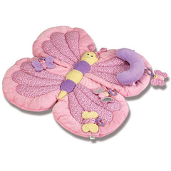 Little Bird Told Me Billowy Butterfly Playmat and Gym - Kiddymania