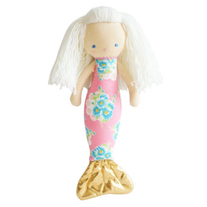 Mermaid - 40cm - Kiddymania Rag Dolls