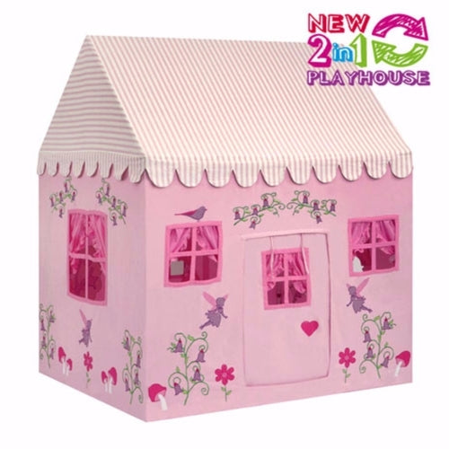 Enchanted Garden/Fairy  2 in 1 Playhouse Large