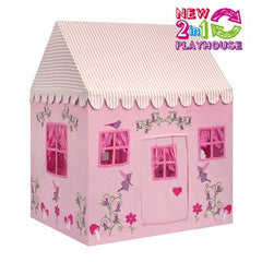 Enchanted Garden/Fairy  2 in 1 Playhouse Small - Kiddymania