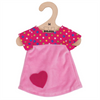 Pink Dress with Spots - for 34cm Doll - Kiddymania Rag Dolls