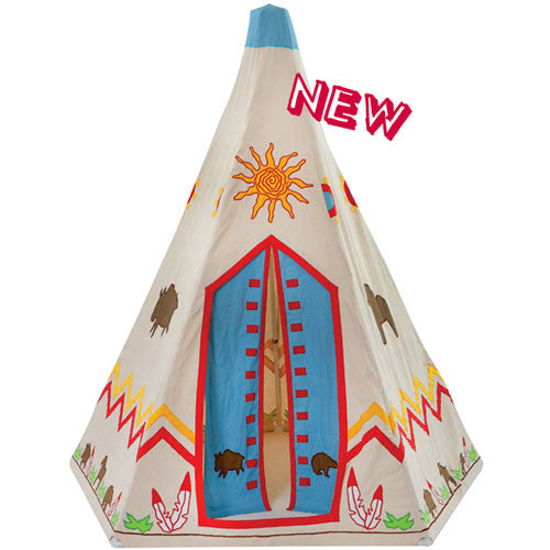 Wild West Wigwam - Kiddymania