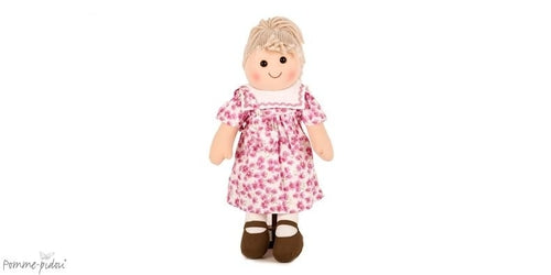 Pomme Pidou Rag Doll Claire Large - Kiddymania Rag Dolls