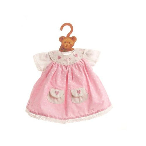 Pomme Pidou Rag Doll Dress Rosalinde Large - Kiddymania