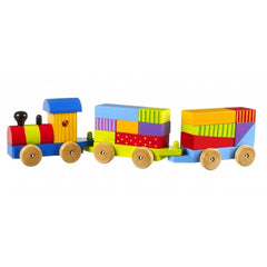 Orange Tree Toys Puzzle Train - Kiddymania