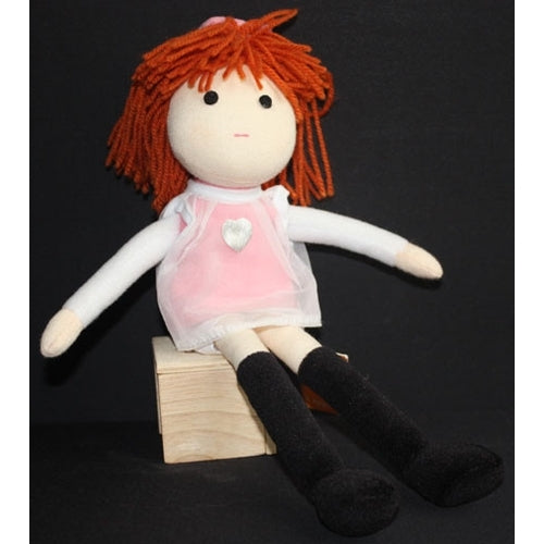 Georgina  Large Size Rag Doll Traditional Toy