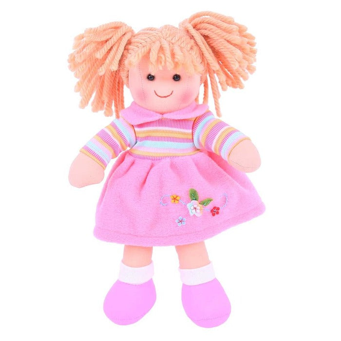 Jenny Traditional Rag Doll - Small