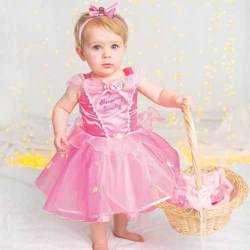 Disney Sleeping Beauty Princess Baby Fancy Dress - Kiddymania