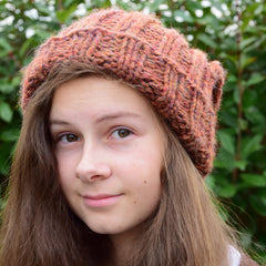Super Chunky Beanie Slouch Hat