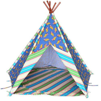 Powell Crafts Teepee - Wendy House - Kiddymania Rag Dolls