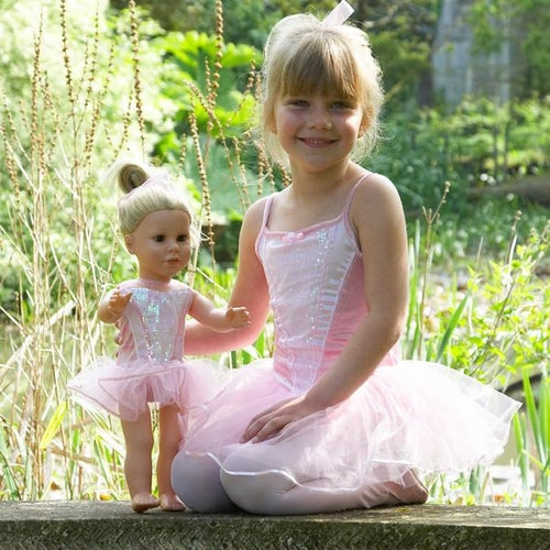 Ballerina Dolls Dress