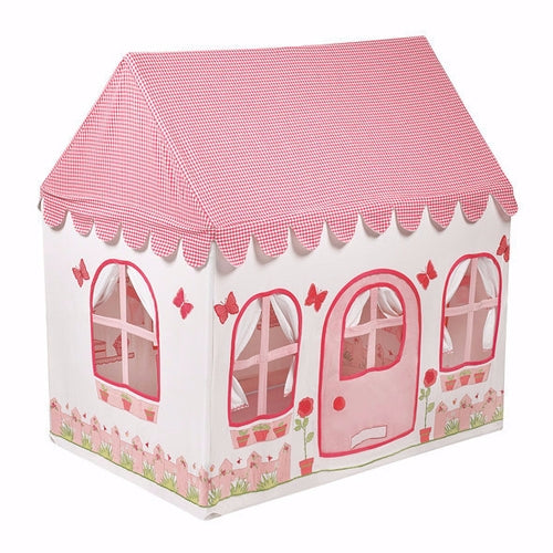 2 -in-1 Rose Cottage and Tea Shop Playhouse Large