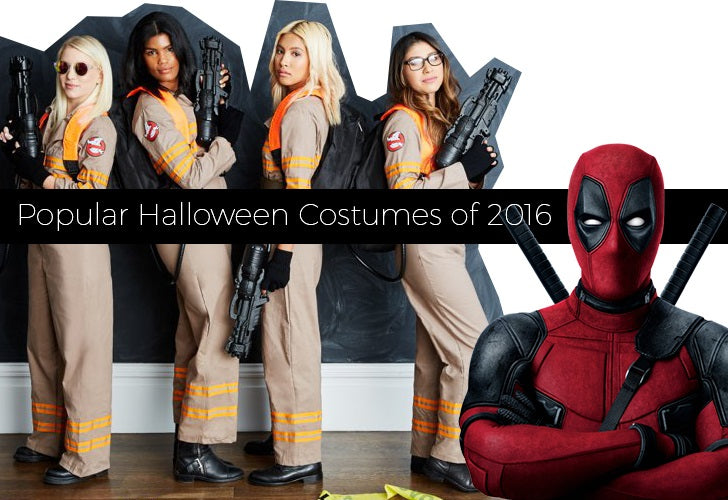 Hult Popular Halloween Costumes of 2016