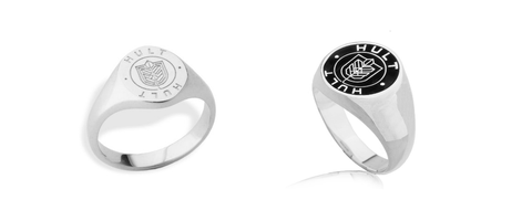 You deserve it! Your very own Graduation Ring.