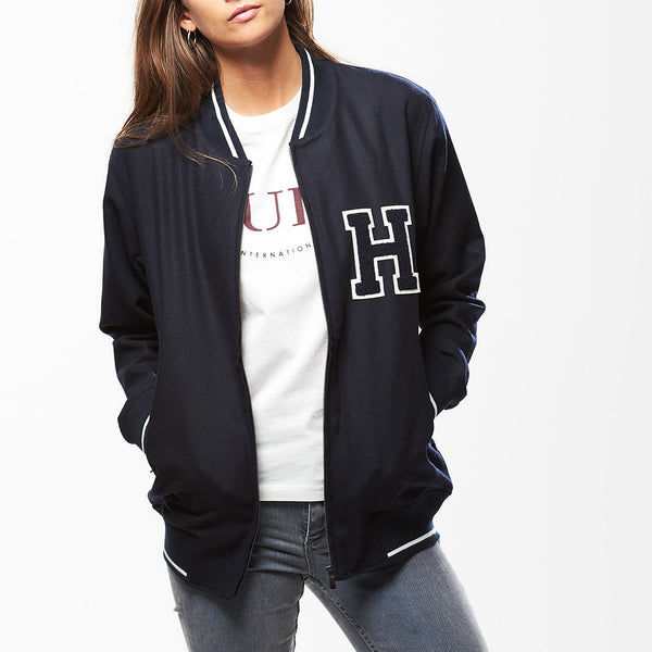 Hult Applique Collegiate Jacket
