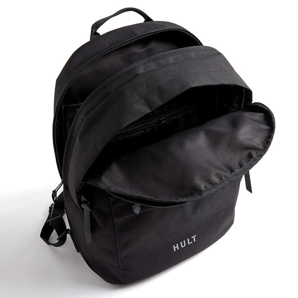 Hult Backpack with Leather trim