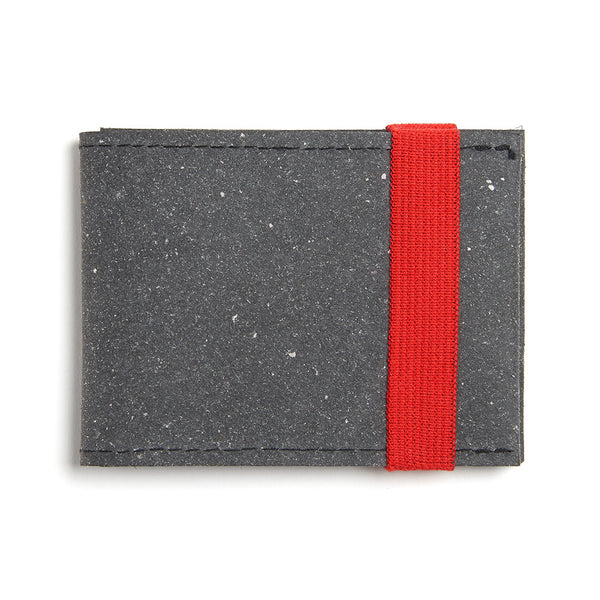 Hult Recycled Leather Card Holder