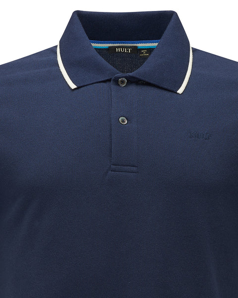 Hult Polo Shirt Navy
