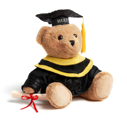 Hult Graduation Teddy Bear