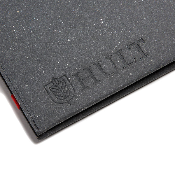 Hult Recycled Leather A4 Notebook Cover