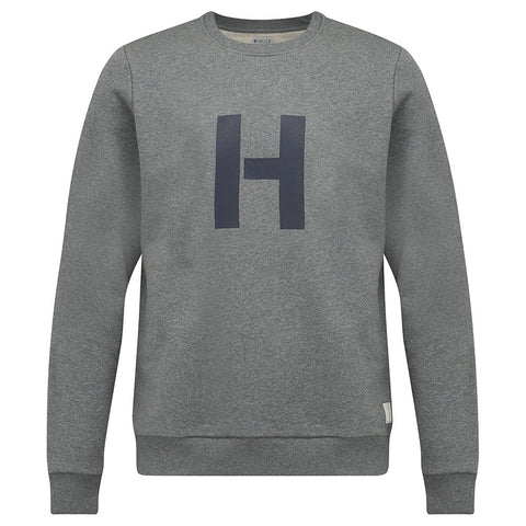 Hult Printed Sweatshirt Grey