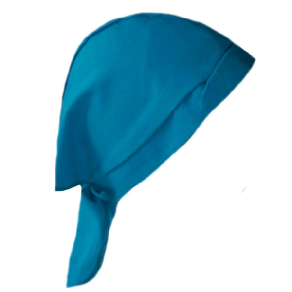 Teal Scrub Cap for Surgeons, Doctors and Nurses