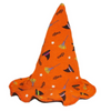Happy Halloween Orange Magic Witch Baby Hat