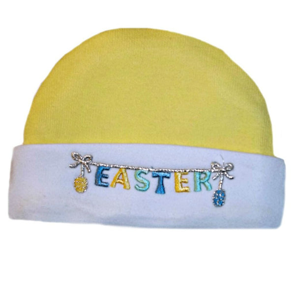 Adorable Newborn and Preemie Easter Baby Hat!