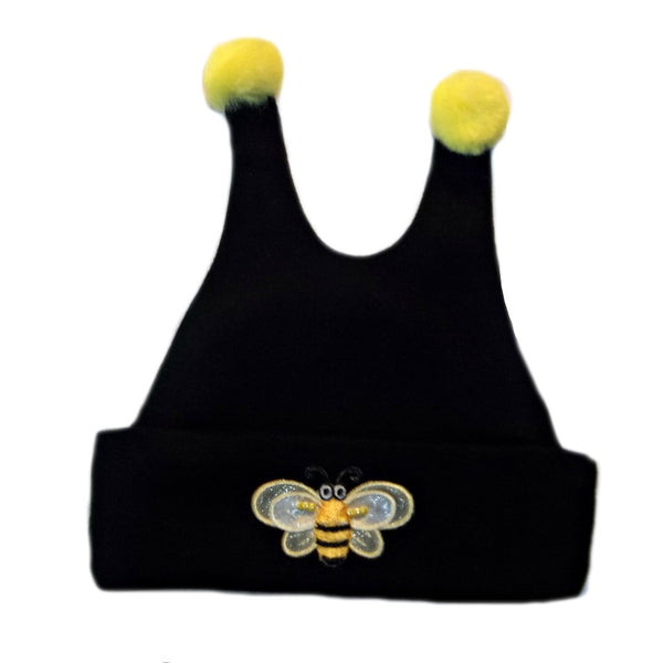 Unisex Baby Adorable Bumble Bee Hat for Preemie Newborn and Toddlers