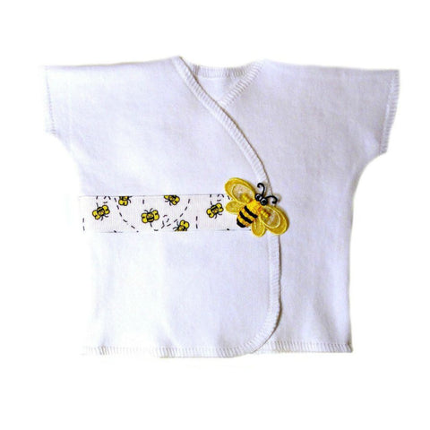 Unisex Baby Busy Bee Shirt