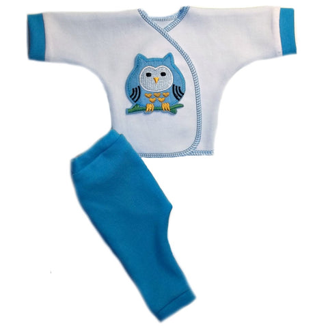 Loving Owl Unisex Baby Shirt and Pants Outfit