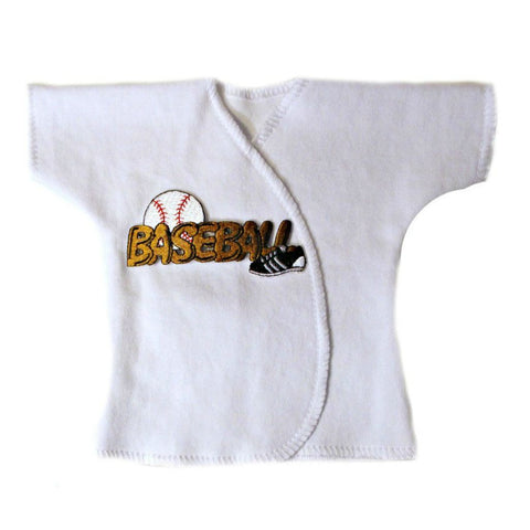 Baby Boys' Play Ball Baseball Shirt