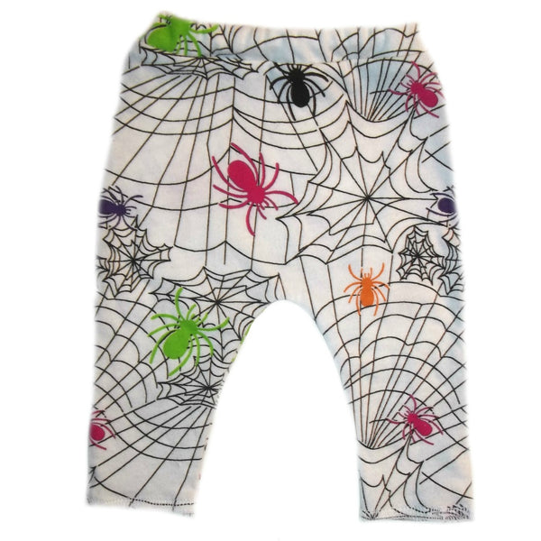 Silly Spiders Halloween Baby Leggings