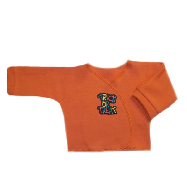 Trick or Treat Halloween Baby Shirt