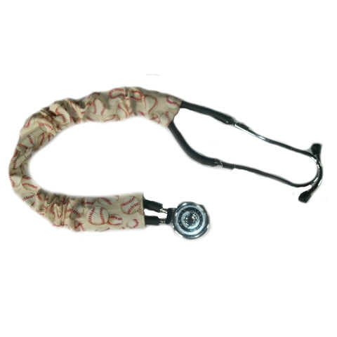 Baseball Stethoscope Cover