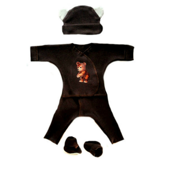 Baby Boy's Bear Clothing Set. Premature Babies, Preemie and Newborn