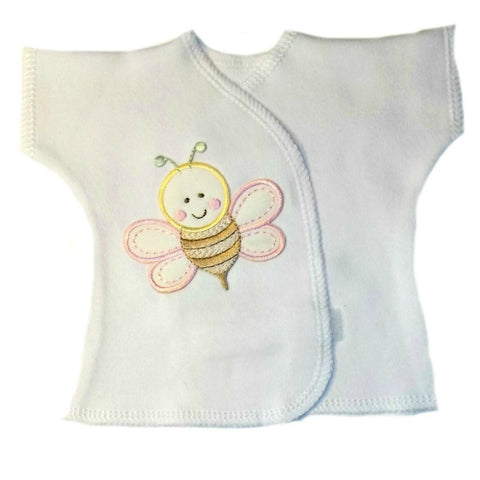 Baby Girls'  Sweet Bumblebee Shirt for Micro Preemie, Premature Babies and Newborns,