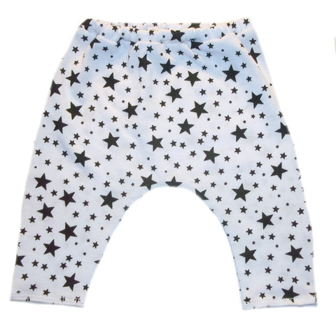 Toddler, Newborn and Preemie Baby Girl Capri Leggings!