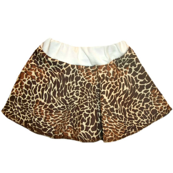 Baby Girls' Genteel Giraffe Skirt Preemie Newborn and Toddlers