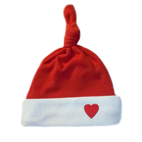 Newborn and Preemie Unisex Baby Valentine's Day Hat