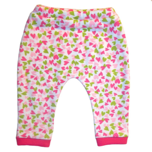 Baby Girls' Joyful Hearts Pants