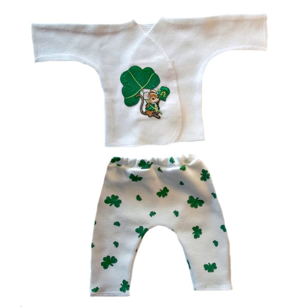 Newborn and Preemie Irish Travels Baby Clothing