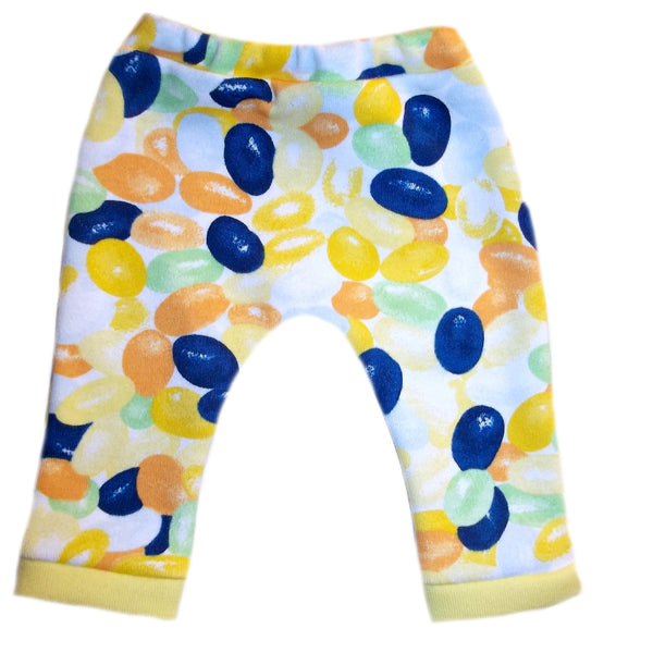Jumping Jelly Beans Unisex Baby Cotton Knit Pants