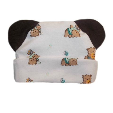 084d2a6a6f8 Baby Bear and Toys Hat with Ears!