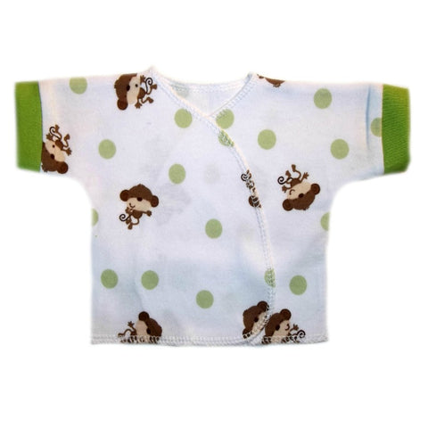 Baby Boys' Playful Monkey T-Shirt