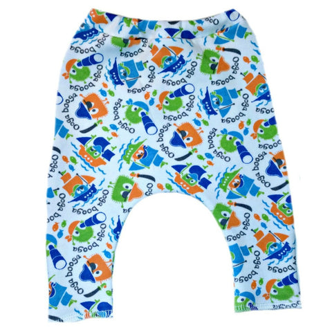 Baby Boys' Ooga Booga Pirate Pants