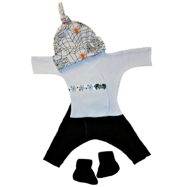 Newborn and Preemie Unisex Baby Halloween Clothing Outfit