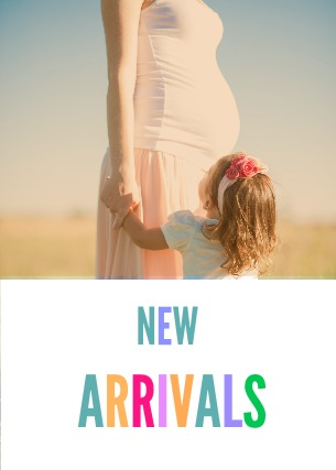 Preemie, Newborn and Toddler Baby New Arrivals