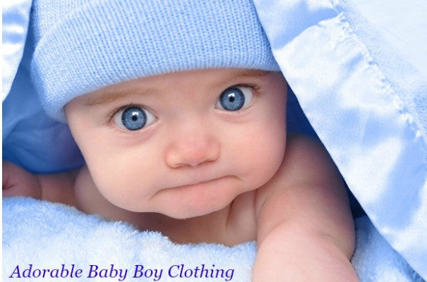 Newborn and Preemie Baby Boys' Clothing Outfits and Sets